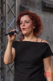 Bardentreffen 2013 - Eva Quartet - Daniela Stoichkova