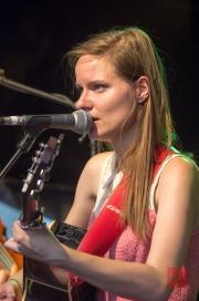 Bardentreffen 2013 - Linda & The Small Giants - Linda Rum