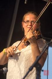 Bardentreffen 2013 - Linda & The Small Giants - Franziska Ulrich