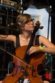 Bardentreffen 2013 - Linda & The Small Giants - Dorothee Guertler