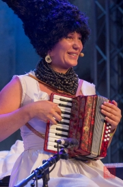 Bardentreffen 2013 - DakhaBrakha - Iryna Kovalenko