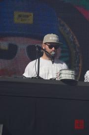 RPR1 Open Air 2013 - Mc Fitti -  DJ