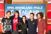 RPR1 Open Air 2013 - PK - Silbermond