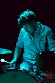 MUZclub - 2013 - Anna von Hausswolff - Drums