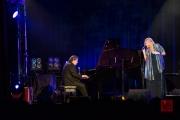David Gazarov Trio Jazz Xmas Concert - David & Caroll II