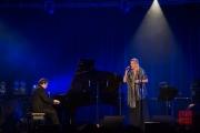 David Gazarov Trio Jazz Xmas Concert - David & Caroll I