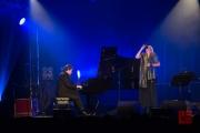 David Gazarov Trio Jazz Xmas Concert - David & Caroll III
