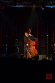David Gazarov Trio Jazz Xmas Concert - Andreas Schulz II