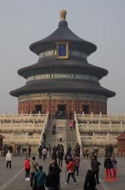 Beijing 2013 - Temple of Heaven - Heaven Poll