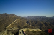 The Great Wall - Long Exposure