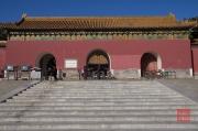 Ming tombs - Gate