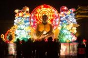 Pingyao 2013 - Buddha Lantern Waggon