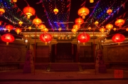 Pingyao 2013 - Temple by night