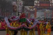 Pingyao 2013 - Dragon dance