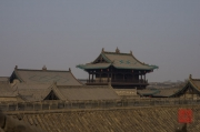 Pingyao 2013 - Traditional Building over the roofs