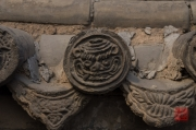 Pingyao 2013 - Roof tile