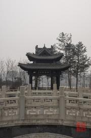Jinci Temple 2013 - Pagoda & Bridge
