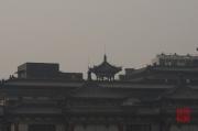 Xian 2013 - Hotel building close-up