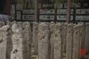 Xian 2013 - Stele Forest - Steles