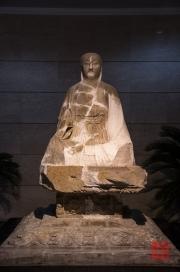 Xian 2013 - Stele Forest - Buddha Sculpture