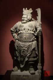 Xian 2013 - Stele Forest - Warrior Sculpture