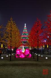 Xian 2013 - Christmas Tree