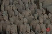 Xian 2013 - Terracotta Army - Terracotta Soldiers