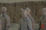 Xian 2013 - Terracotta Army - Faces I