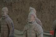Xian 2013 - Terracotta Army - Faces II
