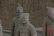 Xian 2013 - Terracotta Army - Faces III