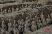Xian 2013 - Terracotta Army - Divisions