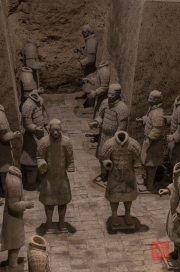 Xian 2013 - Terracotta Army - Officers