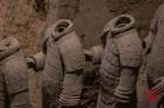 Xian 2013 - Terracotta Army - Headless sculptures