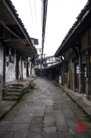 Chongqing 2013 - Old District - Side Street