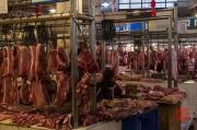 Chongqing 2013 - Market - Meat
