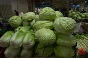 Chongqing 2013 - Market - Cabbage