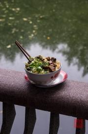 Chongqing 2013 - Eling Park - Meal