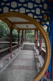 Chongqing 2013 - Eling Park - Corridor