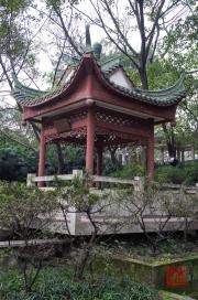 Chongqing 2013 - Eling Park - Pagoda