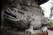 Baodingshan 2013 - Roaring Lion