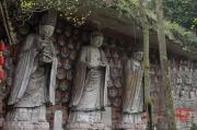 Baodingshan 2013 - Three Worthies of Huayan I