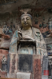 Baodingshan 2013 - Shakyamuni Repays his parents Kindness