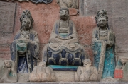 Baodingshan 2013 - Rebirth from Lotuses