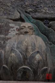 Baodingshan 2013 - Rebirth from Lotuses - Lotus