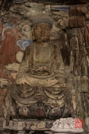 Baodingshan 2013 - Grotto of Complete Enlightenment - Bodhisattva I