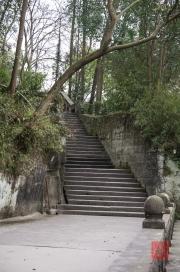 Baodingshan 2013 - Stairs III