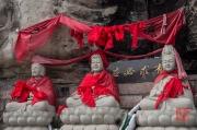 Dazu 2013 - Modern Buddha sculptures