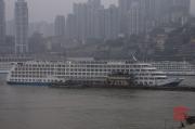 Chongqing 2013 - Cruise ship