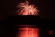 Nuremberg Spring Fireworks - Red III