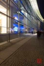 Blaue Nacht 2014 - Neues Museum